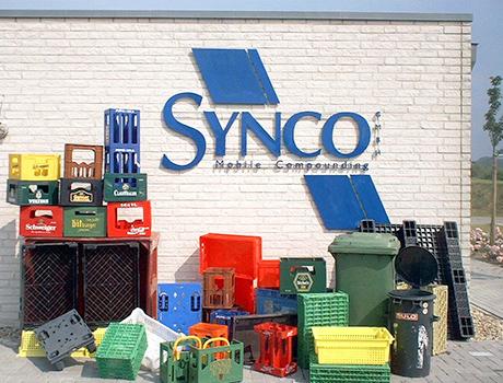 SYNCO Betriebsgelände